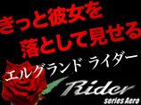 NISSAN ライダーシリーズ エルグランドライダー