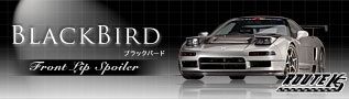 NSX ブラックバード リップスポイラー ルートKS製
