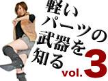 軽いパーツの武器を知る vol.3 GTウイング編